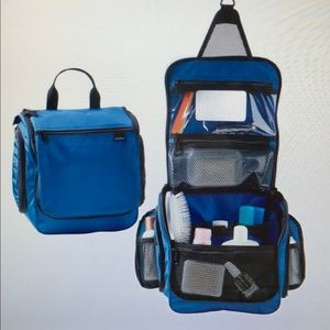 LL Bean Personal Organizer Toiletry Bag
